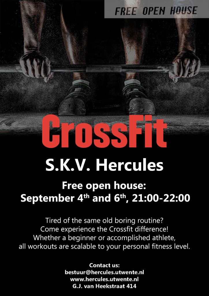 Crossfit flyer – A6 png (Join us!)